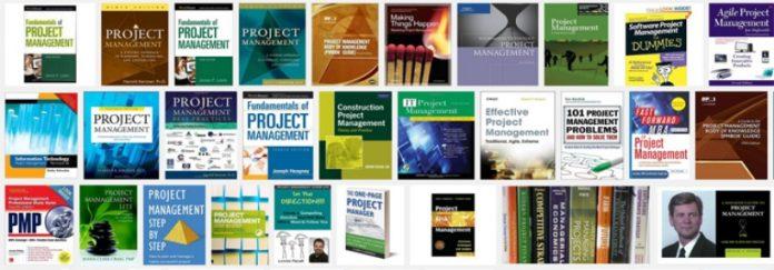 کتابخانه مجازی مدیریت پروژه