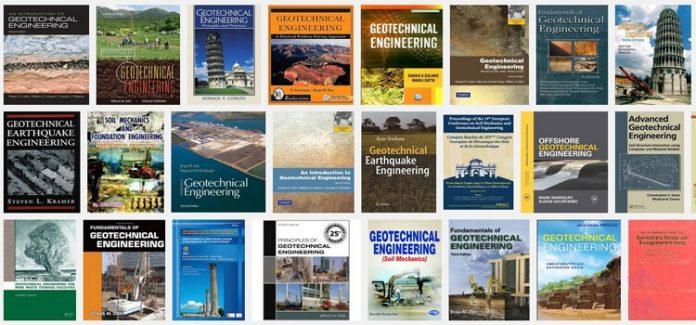 کتابخانه مجازی مهندسی ژئوتکنیک