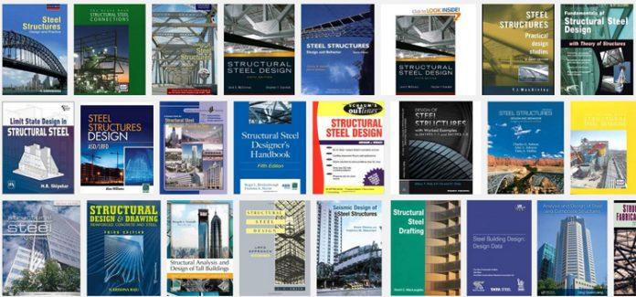 کتابخانه مجازی سازه های فولادی