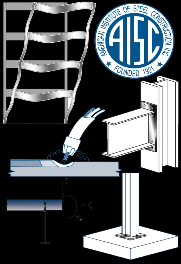 راهنمای طراحی اجزای فلزی AISC
