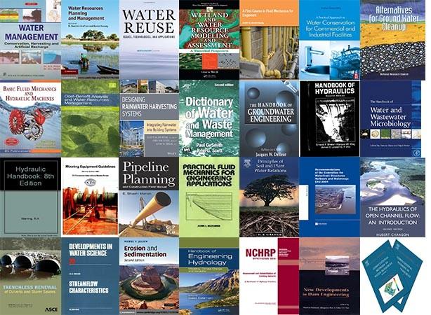 کتابخانه مجازی مهندسی آب