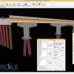نرم افزار طراحی پلهای بتنی و فولادی LEAP Bridge CONNECT Edition