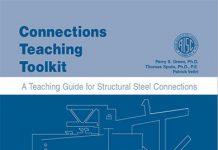 دانلود کتاب راهنمای تدریس برای اتصالات سازه های فلزی