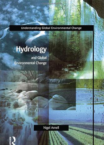 کتاب هیدرولوژی و تغییرات جهانی زیست محیطی