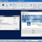 دانلود نرم افزار RAM Elements V8i 13.04.00.177