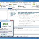 نرم افزار SACS CONNECT Edition 10.02.00.01