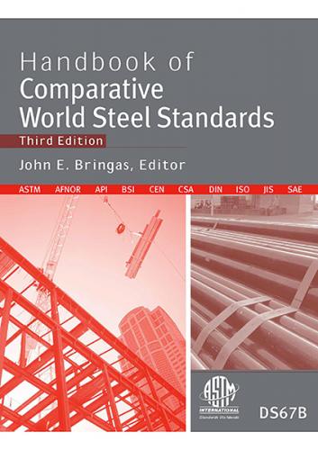 دانلود راهنمای تطبیق و مقایسه استانداردهای فولاد در دنیا