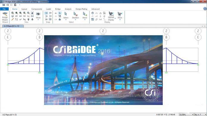 دانلود مجموعه راهنمای کامل CSi Bridge 2017