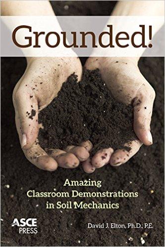 دانلود کتاب بیان ساده و جذاب مفاهیم مکانیک خاک