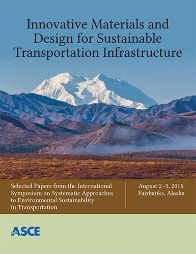 دانلود کتاب مصالح نوین و طراحی برای زیرساخت های حمل و نقل پایدار
