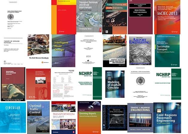 دانلود کتابخانه مجازی مهندسی راه و ترافیک