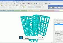 دانلود ویدیوی آموزشی طراحی تیر ستون دال در نرم افزار STAAD.Pro