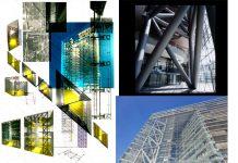 دانلود گزارش سیستم های مقاوم سازه ها در بربر بارهای جانبی