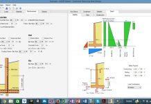 دانلودویدیوی آموزشی نرم افزار طراحی دیوار حائل ASDIP Retain