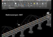 دانلودویدیوی آموزش مدلسازی و طراحی پل در نرم افزار AutoCAD Civil 3D