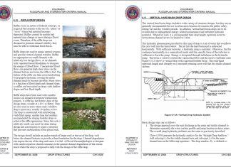 دانلودراهنمای طراحی سازه دراپ در رودخانه و کانال