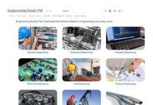 معرفی سایت دانلود کتاب و مقالات مهندسی (عمران) http://www.engineeringbookspdf.com