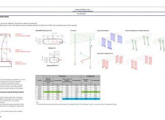 دانلودگزارش تحلیل لرزه ای پل ها (روش ساده)