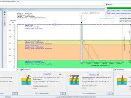 دانلودنرم افزار نوین و خلاقانه طراحی شمع و گروه های شمع PileAXL - PileLAT - PileROC