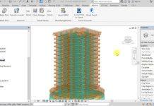 دانلودنرم افزار مبدل مدل ساختمان از Revit 2018 به ETABS 2016 و SAFE 2016
