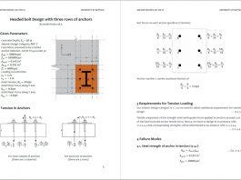 دانلودراهنمای طراحی میل مهار مطابق آیین نامه ACI 318-14