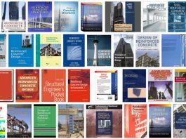 دانلودمجموعه بروز شده کتابخانه مجازی طراحی و آنالیز سازه های بتنی (ویرایش۲۰۱۸)
