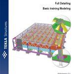 دانلودراهنمای جامع ترسیم جزئیات سازه های فلزی در نرم افزار Tekla Structures