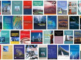 دانلودمجموعه کتابخانه مجازی آنالیز و طراحی سازه ها (ویرایش۲۰۱۸) کتابهای عمومی مهندسی عمران