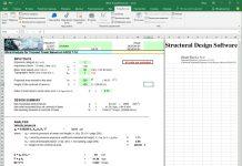 دانلود مجموعه فایل های اکسل محاسبات سازه (طراحی-بارگذاری)