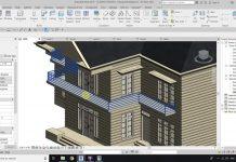 دانلودویدیوی آموزش مدلسازی ساختمان با معماری سنتی در نرم افزار Revit