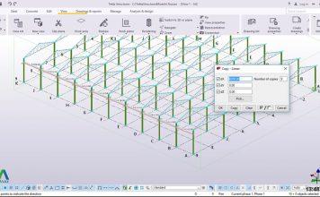 دانلودویدیوی آموزش مدلسازی انبار صنعتی در نرم افزار Tekla Structures