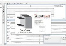 دانلودنرم افزار طراحی اعضای بتنی و فولادی BuildSoft Concrete Plus