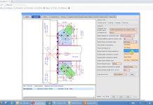 طراحیویدیوی آموزش طراحی آنلاین اتصال پیچی بادبند با صفحه اتصال مطابق AISC