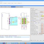 دانلودویدیوی آموزش طراحی آنلاین اتصال ساده فلزی از طریق ورق جان مطابق AISC
