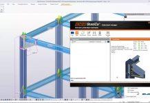 دانلودویدیوی آموزش آنالیز و طراحی اتصالات فلزی در نرم افزار IDEA StatiCa