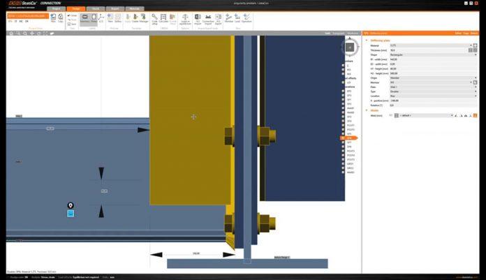 دانلودویدیوی طراحی اتصالات فلزی پیچی در نرم افزار IDEA