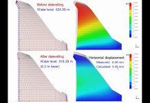 دانلودویدیوی مدل سازی تأثیر تغییرات دمای بتن فصلی در سد