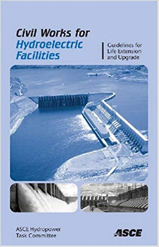کتاب معرفی و طراحی اجزای عمرانی (ساختمانی) تاسیسات برق آبی