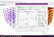 دانلودویدیوی آموزش آنالیز پوش آور در نرم افزار SAP2000