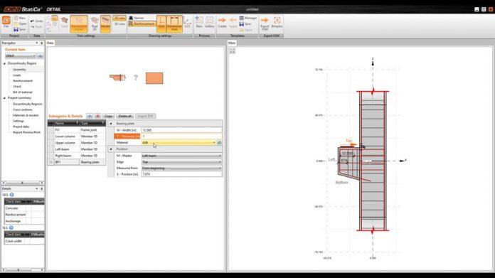 دانلودویدیوی آموزش طراحی کربال در ستونهای بتنی مطابق آیین نامه ACI