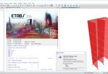 دانلود نرم افزار طراحی ساختمانهای بتنی و فولادی CSI ETABS 2016 v16.2.1