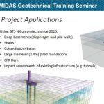 دانلود ویدیوی ورکشاب معرفی قابلیت های نرم افزار midas GTS NX در مدلسازی سازه های روی خاک (اندرکنش سازه با خاک)