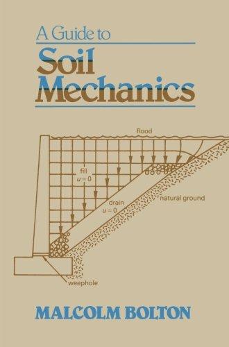 دانلود کتاب راهنمای مکانیک خاک Malcolm Bolton