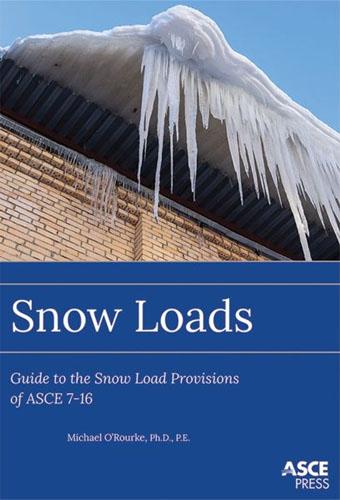دانلود کتاب بارگذاری بار برف مطابق راهنمایی آیین نامه ASCE 7-16