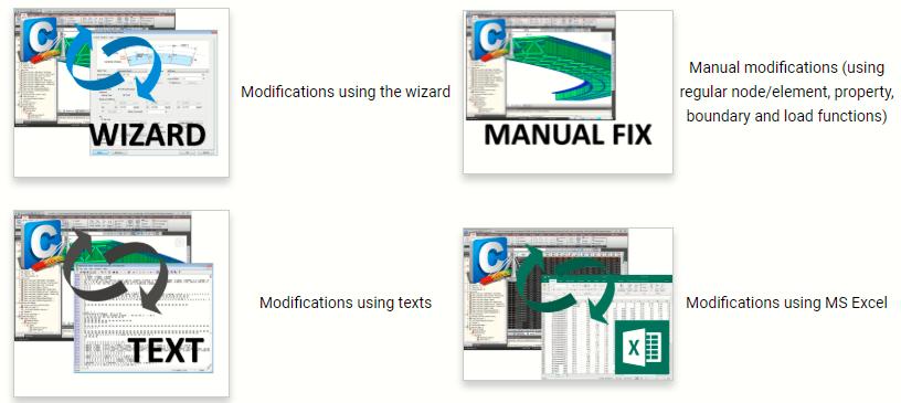 دانلود مجموعه ویدیوهای آموزش مدلسازی و تحلیل پل با استفاده از کتابخانه نرم افزار میداس