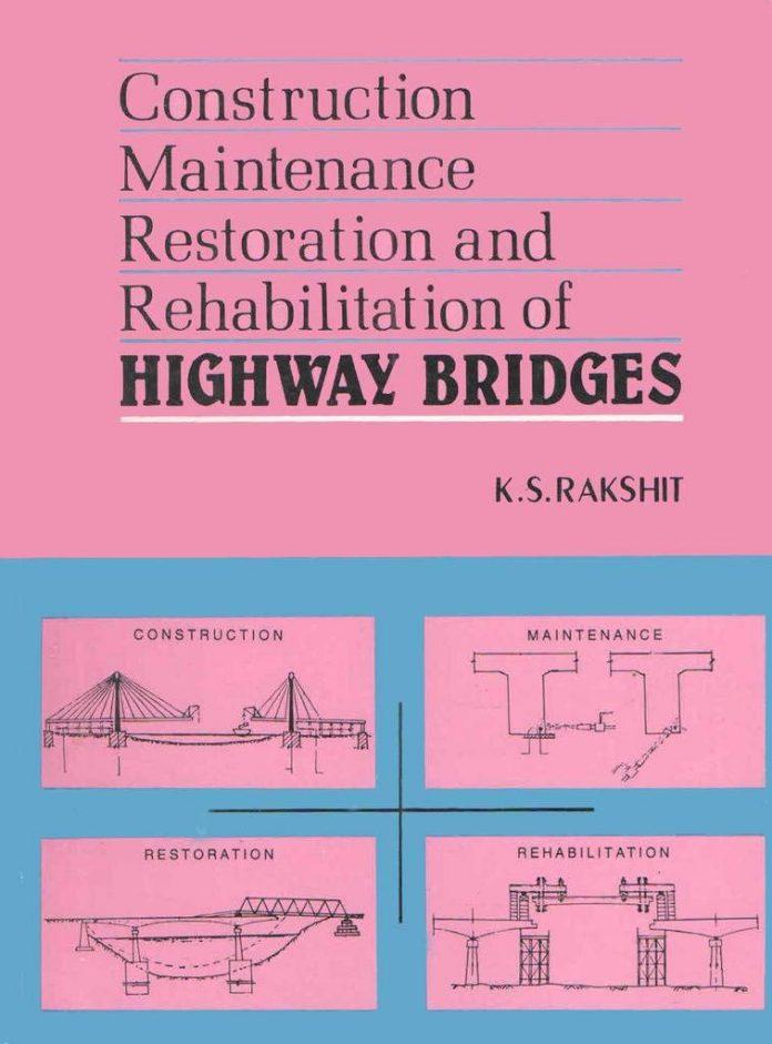 دانلود کتاب تعمیر، مرمت و بهسازی پلهای بزرگراه ها