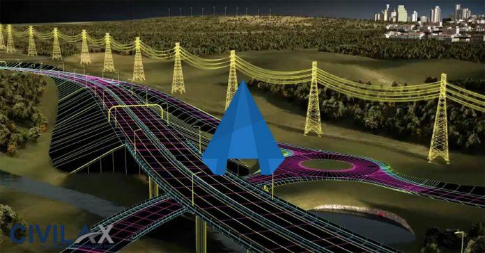 دانلود دوره آموزشی مقدماتی تا متوسط آموزش نرم افزار AutoCAD Civil 3D