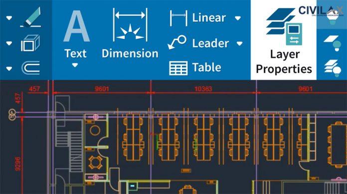 مجموعه آموزش ویدیوی جامع نرم افزار ترسیم نقشه AutoCAD 2022