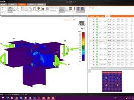 طراحی و مدلسازی اتصالات سازه فلزی در نرم افزار Idea Statica با استفاده از نتایج تحلیل سازه نرم افزار SAP2000