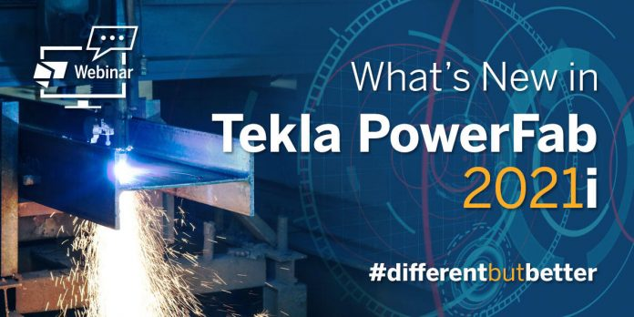ویدیوی معرفی امکانات جدید نرم افزار تکلا Tekla در مدلسازی ساخت و جوشکاری اعضای فولاد